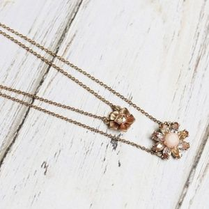 NEW Gardenia Convertible Necklace